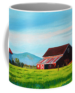 Skagit Valley Barn Coffee Mug