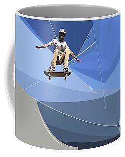 Skateboarder Coffee Mug