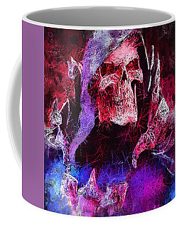 Skeletor Coffee Mug