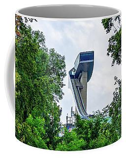 Ski Jump Tower Coffee Mug