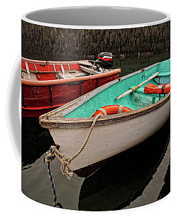 Skiffs Coffee Mug