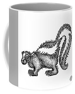 Skunk Coffee Mug
