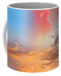 Sky Fight Coffee Mug