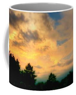 Sky On Fire Coffee Mug