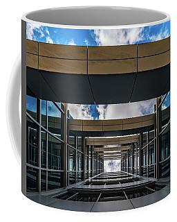 Sky Tunnel Coffee Mug