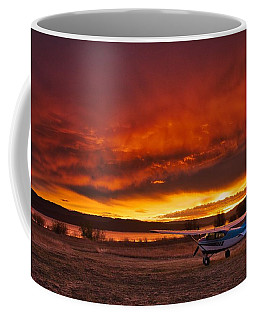 Skylane Sunrise Coffee Mug
