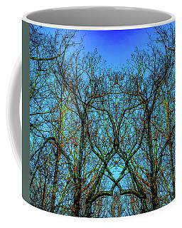 Sleeping Butterfly Coffee Mug