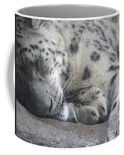 Sleeping Cheetah Coffee Mug