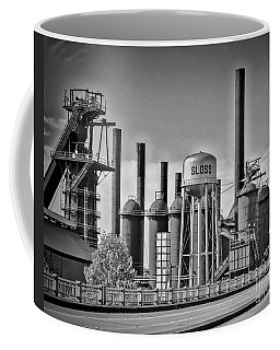 Sloss Furnaces Towers Coffee Mug