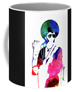 Sly And The Family Stone Watercolor Coffee Mug