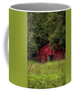Small Barn 2 Coffee Mug
