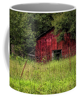 Small Barn 3 Coffee Mug
