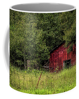 Small Barn Coffee Mug