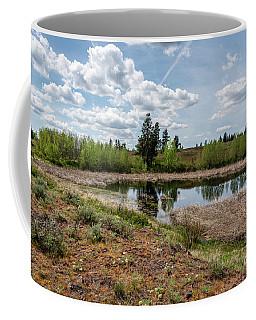 Blue Sky Coffee Mugs