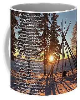 Small Town In Heaven Coffee Mug