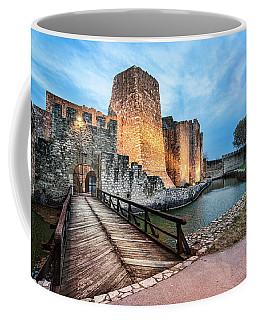 Smederevo Fortress Gate And Bridge Coffee Mug