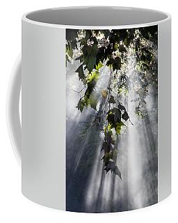 Smoke Gets In Your Skies Coffee Mug