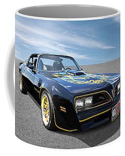 Smokey And The Bandit Trans Am Coffee Mug