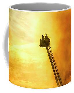 Smokey Blaze Coffee Mug
