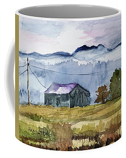 Smokey Sunrise Coffee Mug
