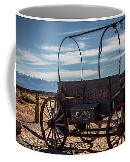 Coffee Mug featuring the photograph Snake Oil by David Morefield