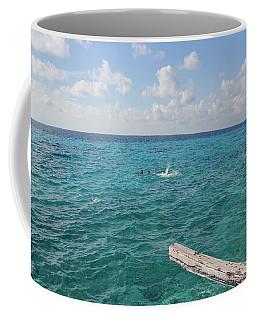 Snorkeling Coffee Mug