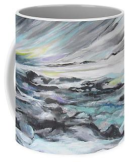 Snow Flow Coffee Mug