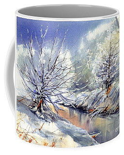 Snow Flurry Coffee Mug