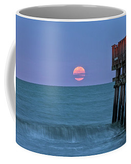 Snow Moon Coffee Mug