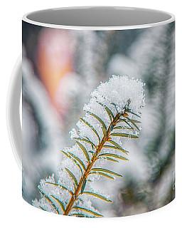 Snow Needle Coffee Mug