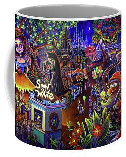 Snow White Amusement Park Coffee Mug