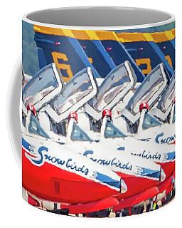 Snowbirds Open Cockpit Coffee Mug
