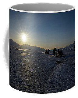 Snowmobile Expeditions Coffee Mug