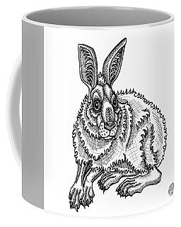 Snowshoe Hare Coffee Mug
