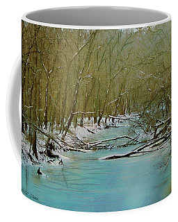 Snowy Creek Coffee Mug