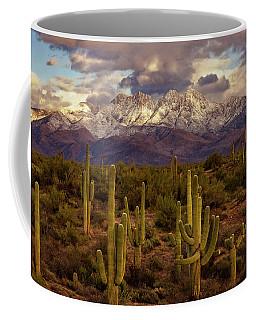 Snowy Dreams Coffee Mug
