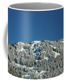 Snowy Mount Coffee Mug