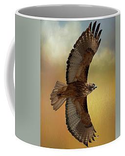 Soaring Hawk Coffee Mug