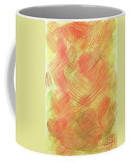 Soft Orange Colors 2 Coffee Mug