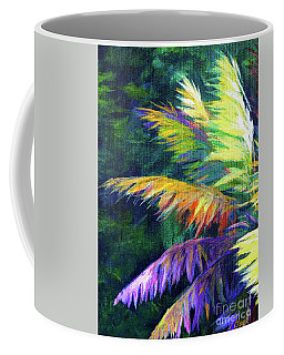 Soft Palm Coffee Mug