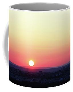 Coffee Mug featuring the photograph Solar Tangent by Rick Locke