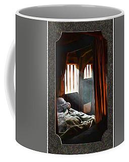 Solitary Confines Coffee Mug