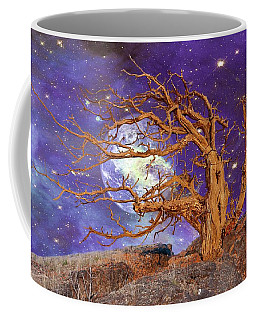 Somewhere In The Universe Coffee Mug