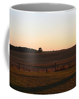 Somme Sunset Coffee Mug