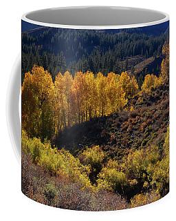 Sonora Pass Coffee Mug