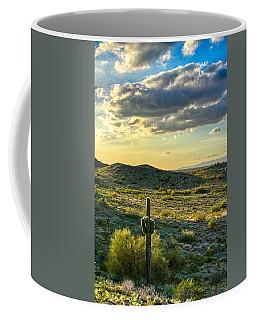 Sonoran Desert Portrait Coffee Mug