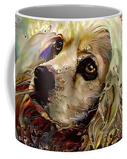 Soulful Cocker Spaniel Coffee Mug