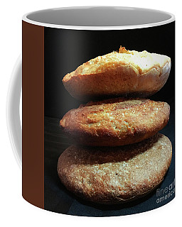 Sourdough Bread Stack 1 Coffee Mug