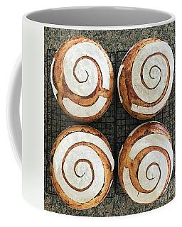 Sourdough Spirals X 4 Coffee Mug