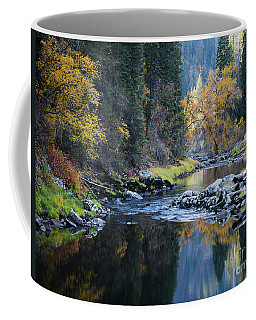 South Fork Autumn Coffee Mug